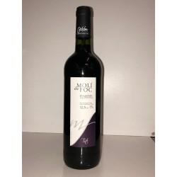 Vino negro (Merlot y Tempranillo)